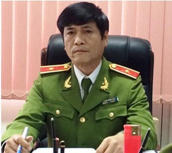 Tước danh hiệu Công an nhân dân đối với ông Nguyễn Thanh Hóa ảnh 1