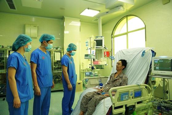 Lần đầu tiên Việt Nam ghép phổi thành công từ người cho chết não ảnh 7