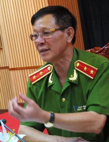 Khởi tố ông Phan Văn Vĩnh - nguyên Tổng cục trưởng Tổng cục Cảnh sát ảnh 1