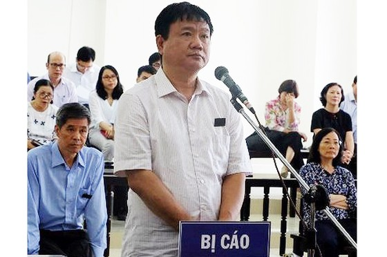 Nói lời sau cùng, ông Đinh La Thăng khẳng định luôn thượng tôn pháp luật! ảnh 1