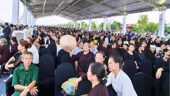 Truy điệu trọng thể Chủ tịch nước tại xã Quang Thiện - Đất mẹ quê hương ngóng mong ảnh 3