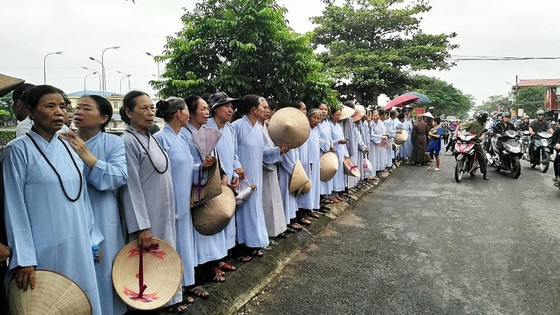 Truy điệu trọng thể Chủ tịch nước tại xã Quang Thiện - Đất mẹ quê hương ngóng mong ảnh 10