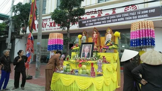 Truy điệu trọng thể Chủ tịch nước tại xã Quang Thiện - Đất mẹ quê hương ngóng mong ảnh 6