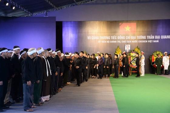 Truy điệu trọng thể Chủ tịch nước tại xã Quang Thiện - Đất mẹ quê hương ngóng mong ảnh 1