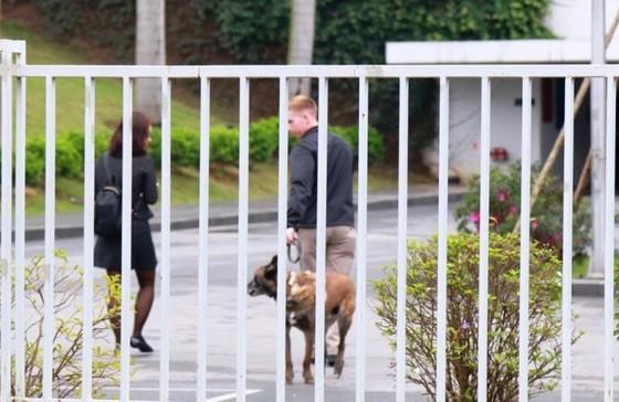 Thắt chặt an ninh ở khách sạn JW Marriott ảnh 2