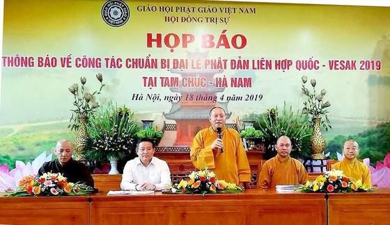 Nhiều lãnh đạo, quan chức quốc tế tới Việt Nam dự Đại lễ Phật đản Vesak 2019  ảnh 1