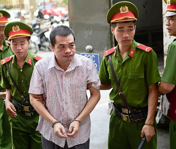 Sáng nay 18-9, xét xử nhiều cựu cán bộ ở Hà Giang trong vụ án gian lận thi cử ảnh 3