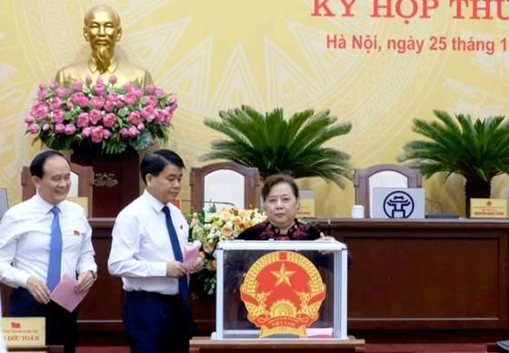 Hà Nội miễn nhiệm Trưởng Ban Pháp chế và 6 cán bộ HĐND   ảnh 1