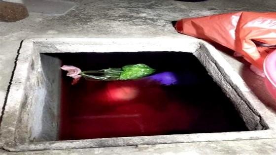 Con rể vứt xác mẹ vợ vào bể nước mưa  ảnh 1