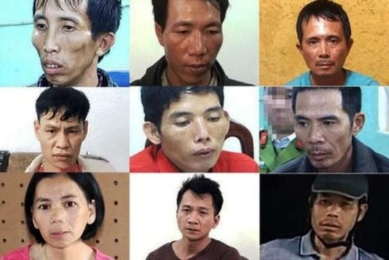 Sắp xét xử 9 đối tượng trong vụ bắt cóc, hãm hiếp, giết hại nữ sinh ở Điện Biên ảnh 1