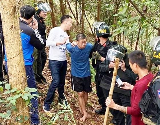 """Nhanh chóng bắt được kẻ """"ngáo đá"""" giết 5 người ở Thái Nguyên ảnh 1"""