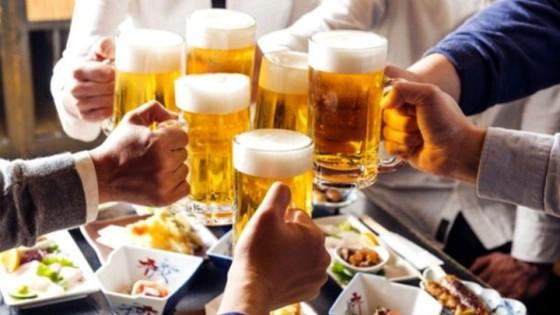 Vì sao uống rượu, bia không có ngưỡng nào là an toàn? ảnh 1