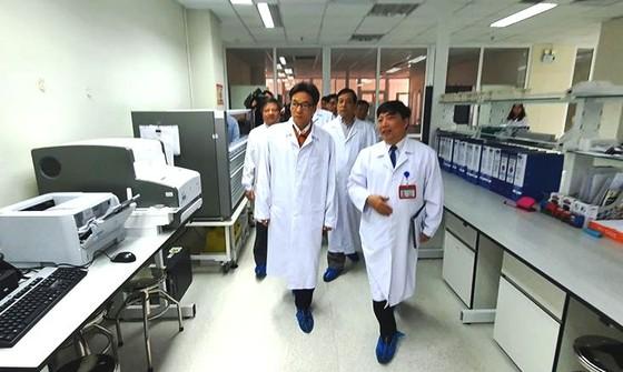 Dịch viêm phổi cấp do CoV cận kề- Việt Nam dồn sức ngăn chặn ảnh 2
