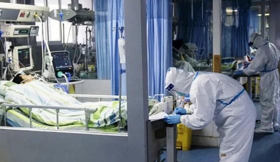 Số người chết do nhiễm virus Corona mới lên tới 107 trường hợp ảnh 1