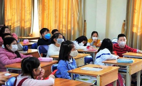 Địa phương không có dịch nCoV có thể cho học sinh đi học sau khi tiêu độc ảnh 1