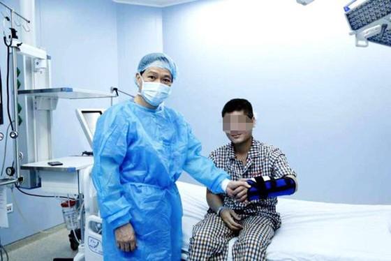 Việt Nam thực hiện ghép tay từ người hiến còn sống ảnh 2