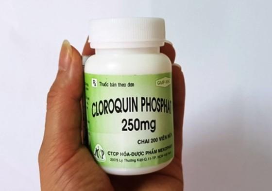 Tự uống thuốc sốt rét để phòng ngừa Covid-19 rất nguy hiểm đến tính mạng ảnh 1