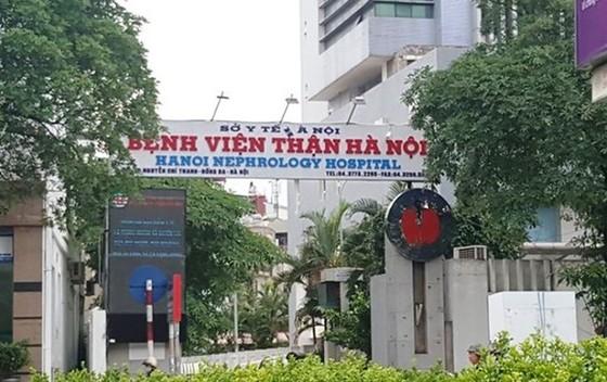 45 người ở Bệnh viện Thận Hà Nội phải cách ly, xét nghiệm SARS-CoV-2 ảnh 1