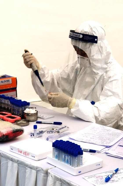 Sáng nay 25-4, Việt Nam không có ca mắc mới nhưng 5 người tái nhiễm virus SARS-CoV-2 ảnh 2