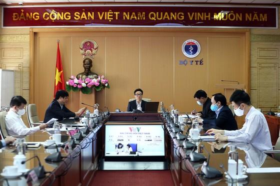 Sinh phẩm xét nghiệm Covid-19 của Việt Nam được sử dụng trên toàn cầu ảnh 1