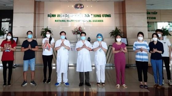 90% số bệnh nhân Covid-19 tại Việt Nam khỏi bệnh ảnh 1