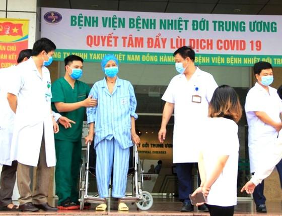 Không có ca nhiễm mới, bệnh nhân thứ 19 khỏi bệnh thần kỳ  ảnh 1