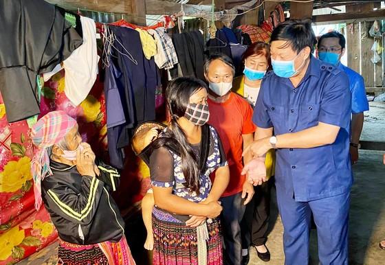 Lãnh đạo Bộ Y tế thị sát ổ dịch bạch hầu ở Đắk Nông ảnh 1