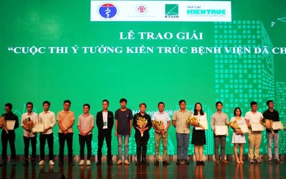 Thiết kế kiến trúc bệnh viện ở Việt Nam phải vì người bệnh ảnh 3