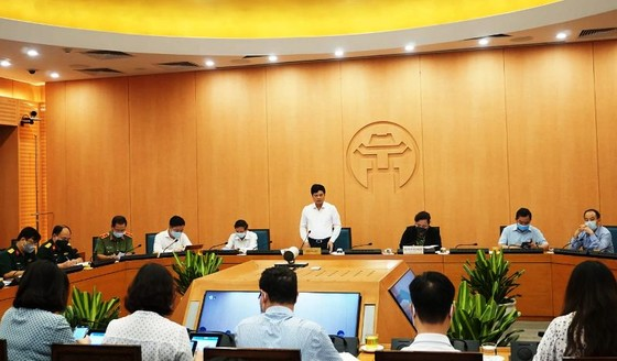 10 bệnh viện tại Hà Nội không an toàn và an toàn thấp với Covid-19 ảnh 1