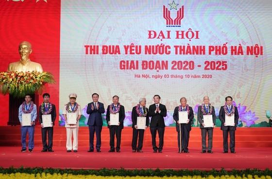 Hà Nội cần tiếp tục là ngọn cờ đầu trong phong trào thi đua yêu nước  ảnh 3