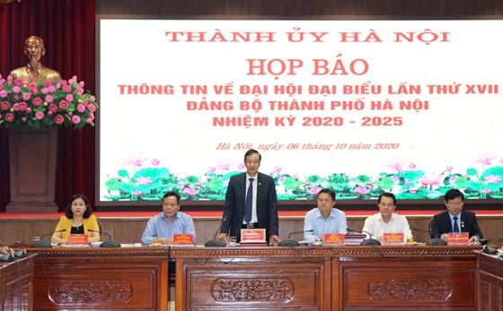 Hà Nội đặt mục tiêu trở thành đô thị xanh, GRDP/người đạt 8.300-8.500 USD ảnh 1