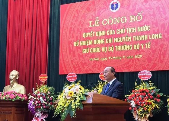 Thủ tướng Chính phủ: Ngành y tế phải kiểm soát tốt dịch Covid-19 và các dịch bệnh khác ảnh 2
