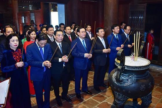 Kỷ niệm 650 năm Ngày mất Danh nhân Chu Văn An - Nhà giáo kiệt xuất của dân tộc ảnh 1