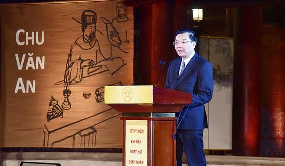 Kỷ niệm 650 năm Ngày mất Danh nhân Chu Văn An - Nhà giáo kiệt xuất của dân tộc ảnh 2