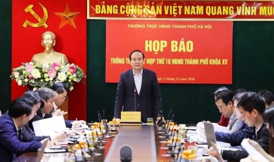 Hà Nội sắp có tân Chủ tịch HĐND và 5 Phó Chủ tịch UBND thành phố ảnh 1