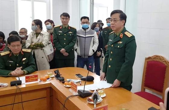 Sáng nay, Việt Nam chính thức tiêm thử nghiệm vaccine Nano Covax: 'Bắt đầu trận đánh lớn' ảnh 3