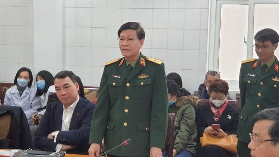 Sáng nay, Việt Nam chính thức tiêm thử nghiệm vaccine Nano Covax: 'Bắt đầu trận đánh lớn' ảnh 4