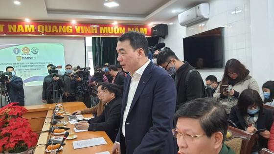 Sáng nay, Việt Nam chính thức tiêm thử nghiệm vaccine Nano Covax: 'Bắt đầu trận đánh lớn' ảnh 2