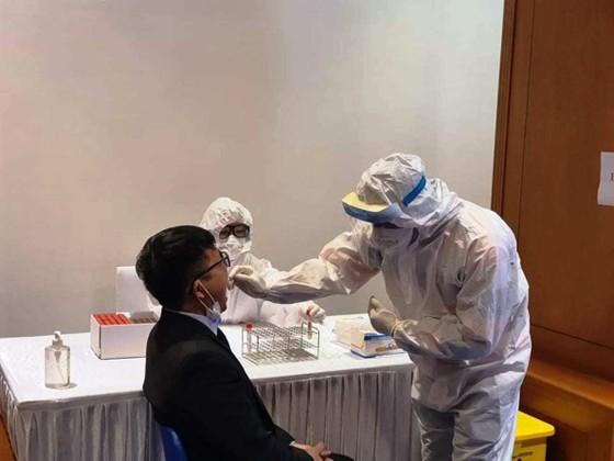 Bộ Y tế xuất quân, diễn tập phục vụ Đại hội Đảng ảnh 5
