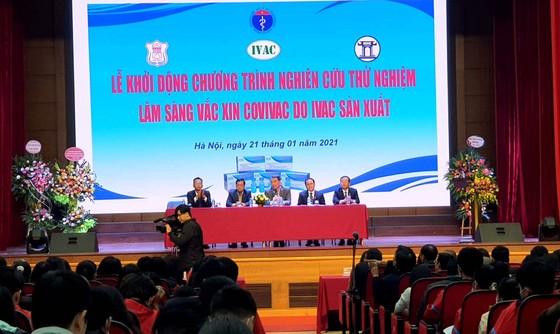 Bất ngờ về công nghệ sản xuất vaccine Covivac của Việt Nam ngừa dịch Covid-19  ảnh 1