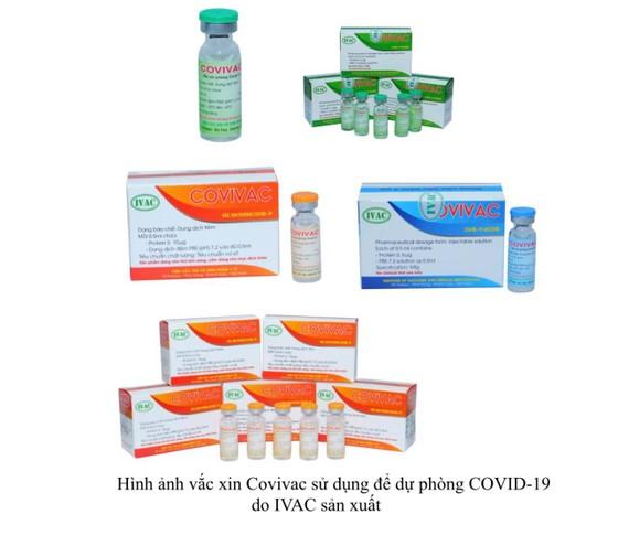 Bất ngờ về công nghệ sản xuất vaccine Covivac của Việt Nam ngừa dịch Covid-19  ảnh 3