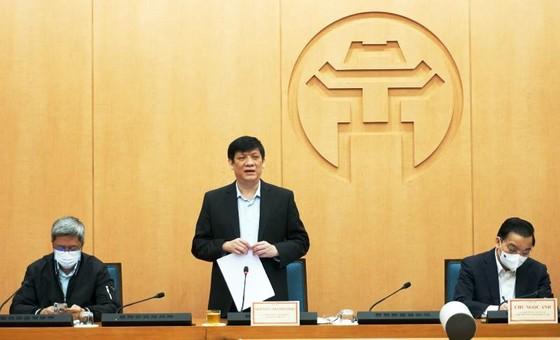 Bộ trưởng Bộ Y tế: Hà Nội phải thay đổi chiến thuật chống dịch Covid-19 ảnh 1