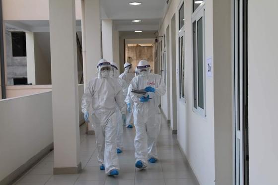 Cán bộ y tế, chuyên gia của BV Bạch Mai tới Điện Biên hỗ trợ công tác phòng, chống dịch Covid-19