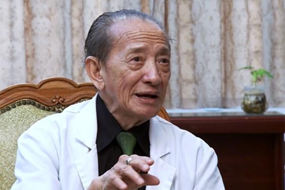 'Thần châm cứu' - GS Nguyễn Tài Thu qua đời ảnh 1