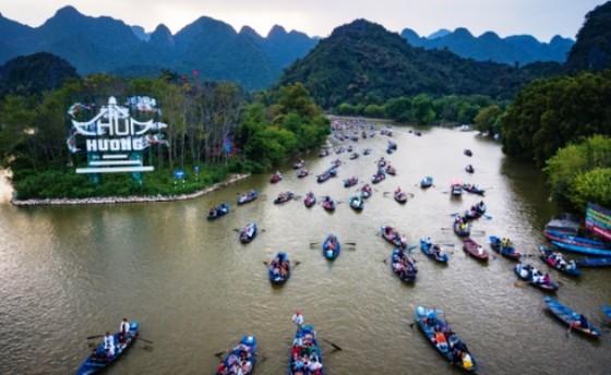 Hà Nội chưa chốt thời gian mở cửa trở lại di tích Chùa Hương ảnh 2