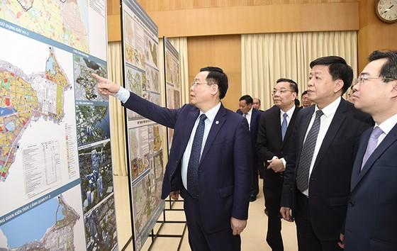Hà Nội công bố quy hoạch khu nội đô lịch sử, cần di dời khoảng 215.000 dân ảnh 1