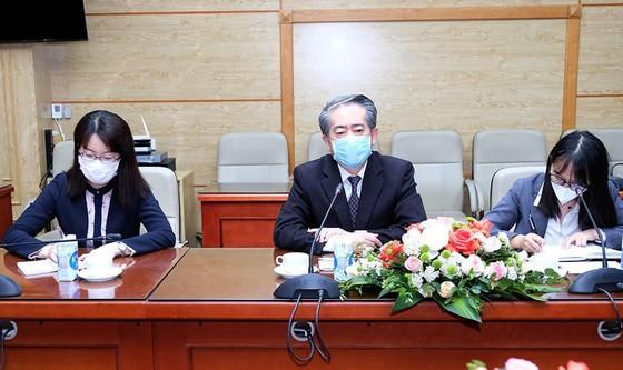 Bộ Y tế thảo luận với Trung Quốc, Ấn Độ, Nga về vaccine Covid-19 ảnh 2