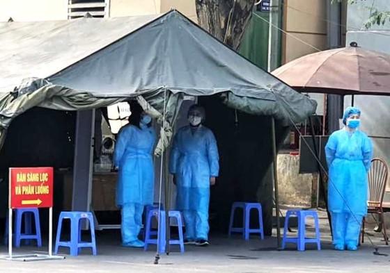 Thêm 6 ca mắc Covid-19 tại Hà Nội, TPHCM và Bà Rịa - Vũng Tàu  ảnh 1