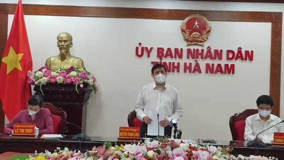 Bộ trưởng Bộ Y tế: Ổ dịch ở Hà Nam liên quan nhiều tỉnh thành, tốc độ lây nhiễm nhanh ảnh 1