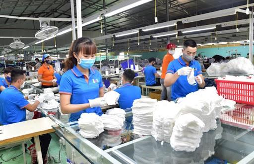 Ban Chỉ đạo Quốc gia phòng chống dịch Covid-19 yêu cầu các cơ sở sản xuất kinh doanh, khu công nghiệp tăng cường phòng chống dịch Covid-19